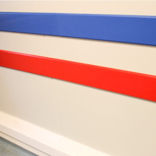 Hygienic PE Wall protection