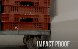 impact proof wall protection